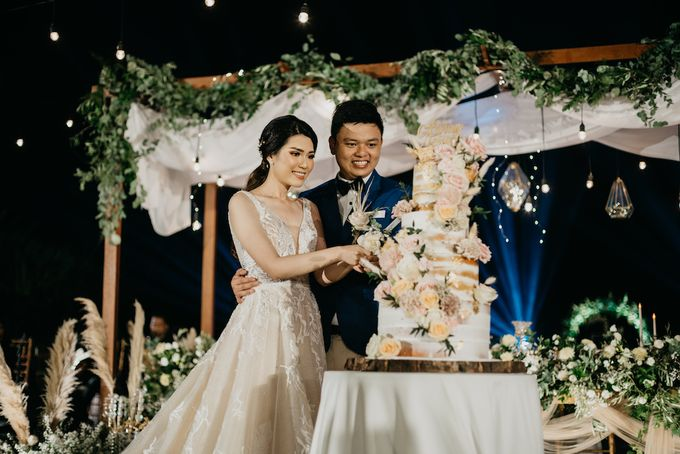The Wedding of Desy & Alvian by Bali Eve Wedding & Event Planner - 033