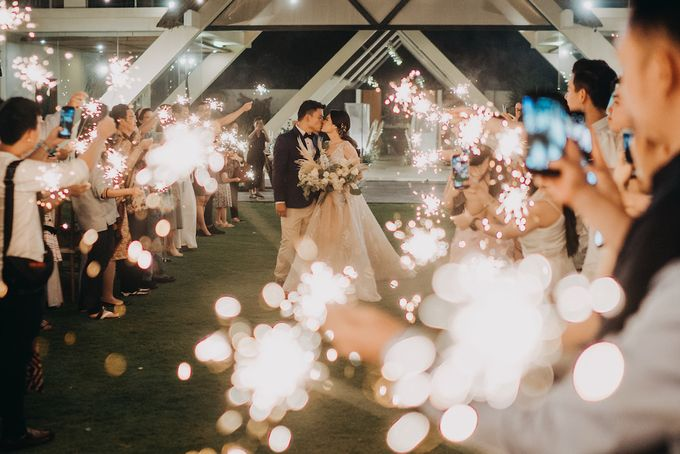 The Wedding of Desy & Alvian by Tirza Zoraya - 002