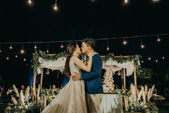 The Wedding of Desy & Alvian by Tirza Zoraya - 007