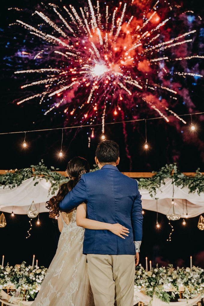 The Wedding of Desy & Alvian by Tirza Zoraya - 010