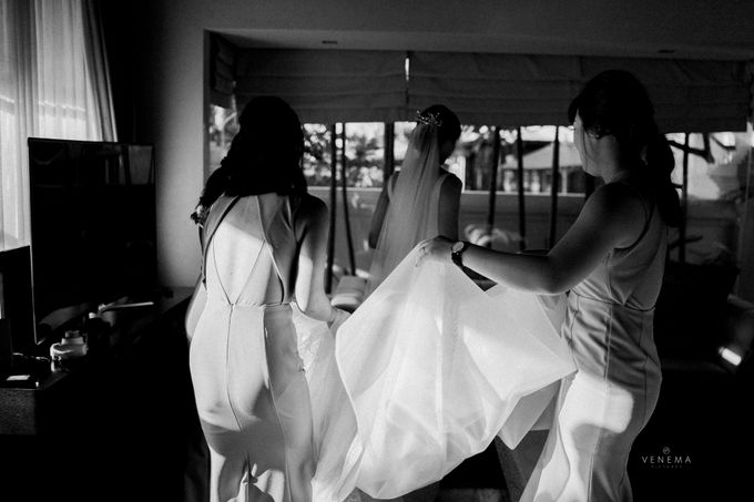 Ega & Maria Wedding Day by Venema Pictures - 013