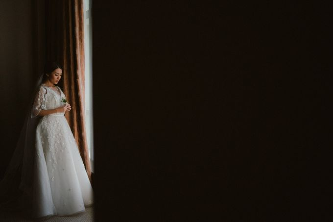 Hartono & Windy Wedding Day by Elsie Chrysila Brides - 003