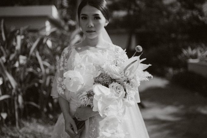 Hartono & Windy Wedding Day by Elsie Chrysila Brides - 005