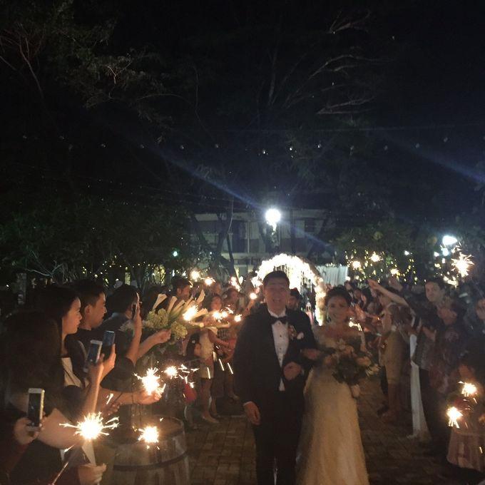 The Wedding Denny Oswaldo & Lusiana Tanudjaja by Red Hat Organizer - 006