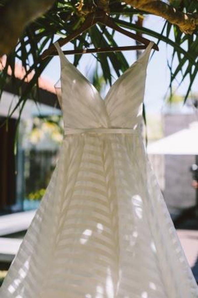 WEDDING ELIZABETH & tYLER by Fairmont Sanur Beach Bali - 002
