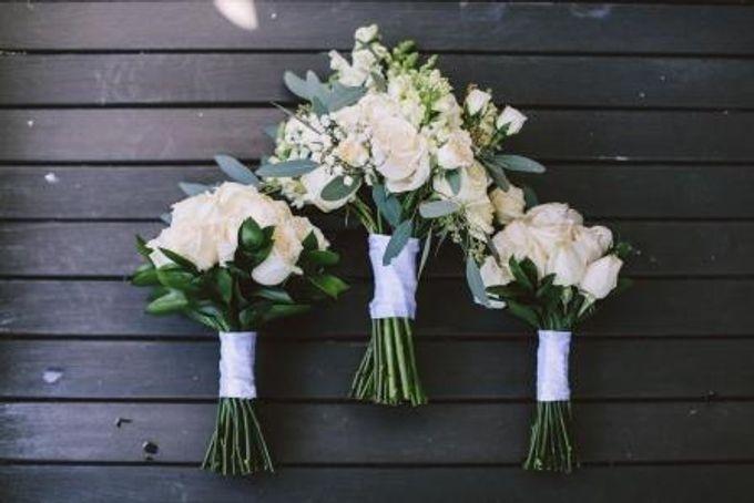 WEDDING ELIZABETH & tYLER by Fairmont Sanur Beach Bali - 003