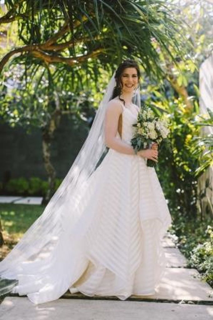 WEDDING ELIZABETH & tYLER by Fairmont Sanur Beach Bali - 006