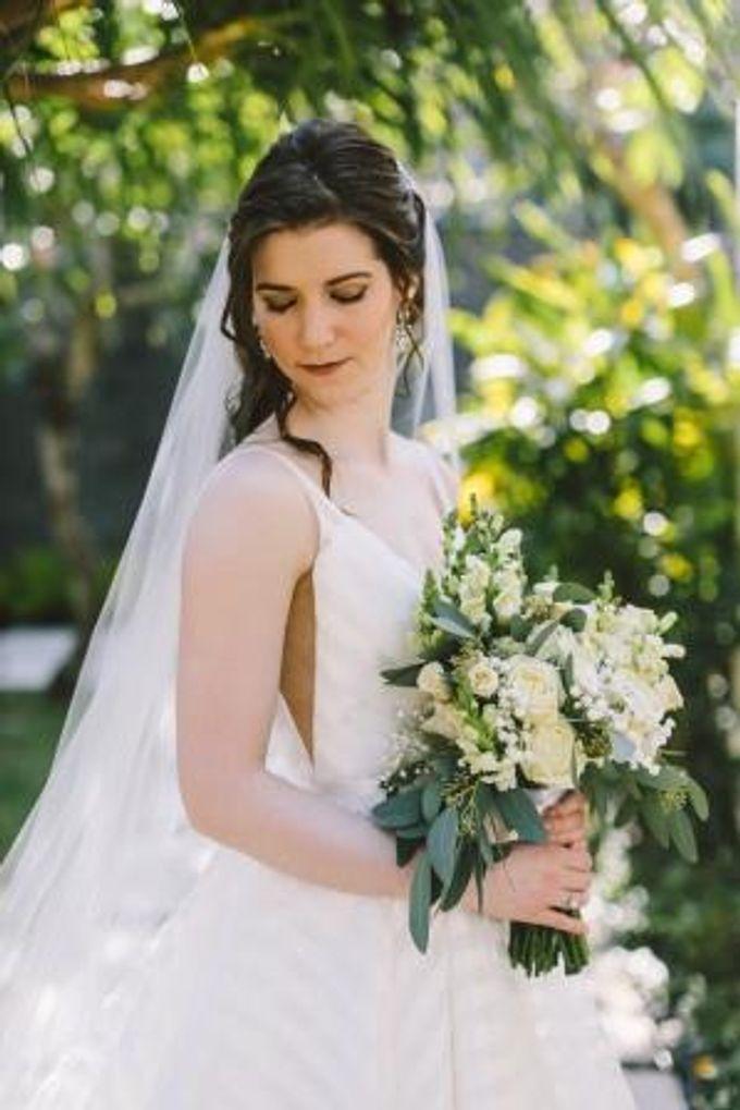 WEDDING ELIZABETH & tYLER by Fairmont Sanur Beach Bali - 007