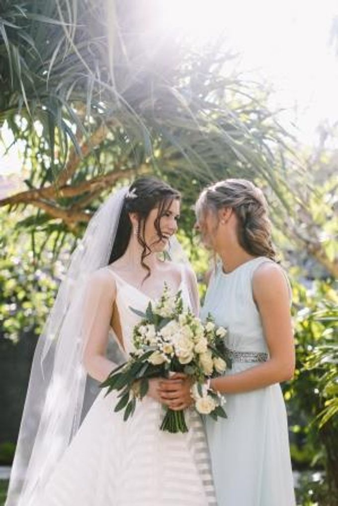WEDDING ELIZABETH & tYLER by Fairmont Sanur Beach Bali - 009