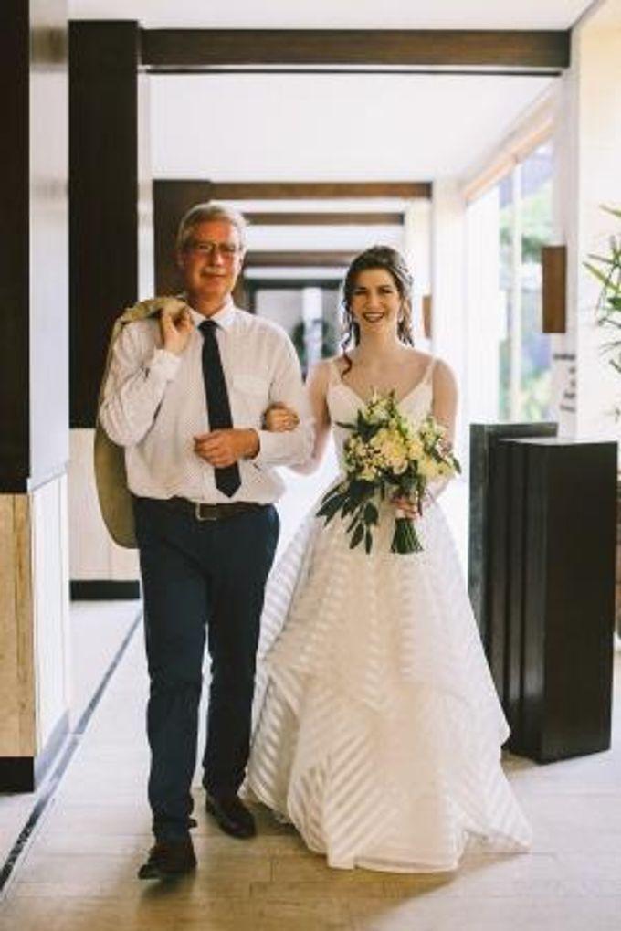 WEDDING ELIZABETH & tYLER by Fairmont Sanur Beach Bali - 010