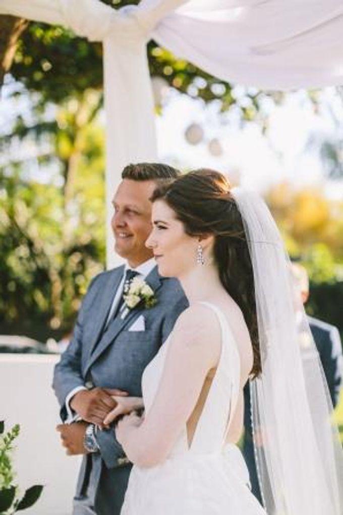 WEDDING ELIZABETH & tYLER by Fairmont Sanur Beach Bali - 013