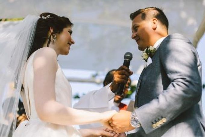 WEDDING ELIZABETH & tYLER by Fairmont Sanur Beach Bali - 014