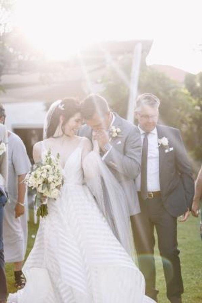 WEDDING ELIZABETH & tYLER by Fairmont Sanur Beach Bali - 016