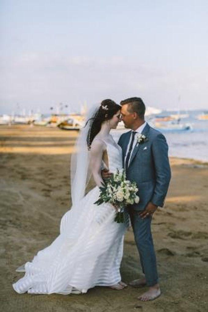 WEDDING ELIZABETH & tYLER by Fairmont Sanur Beach Bali - 019