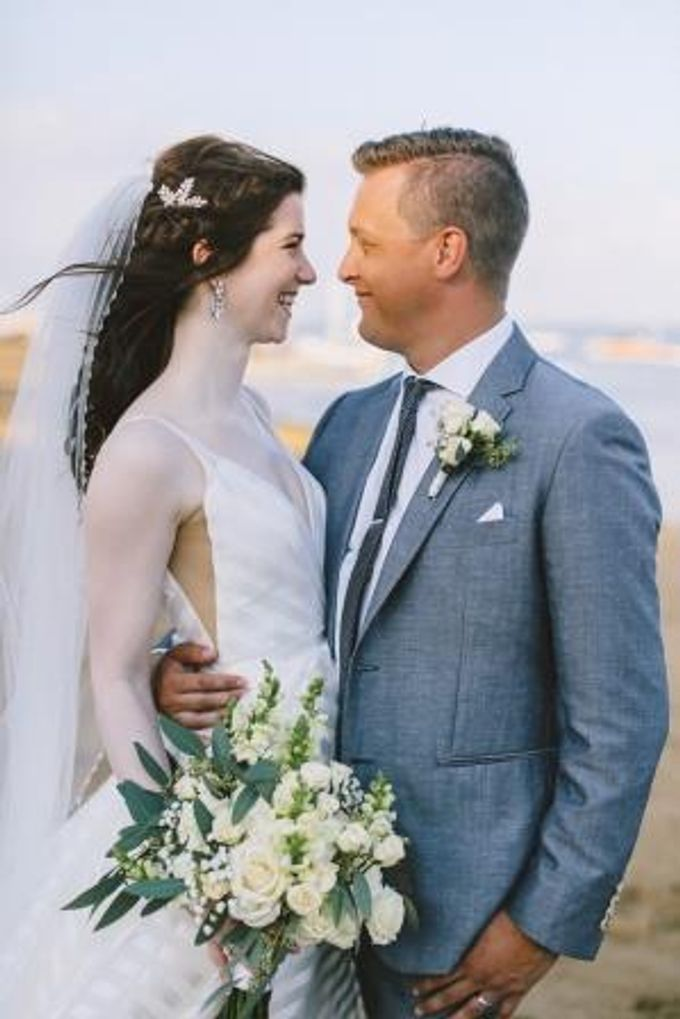 WEDDING ELIZABETH & tYLER by Fairmont Sanur Beach Bali - 020