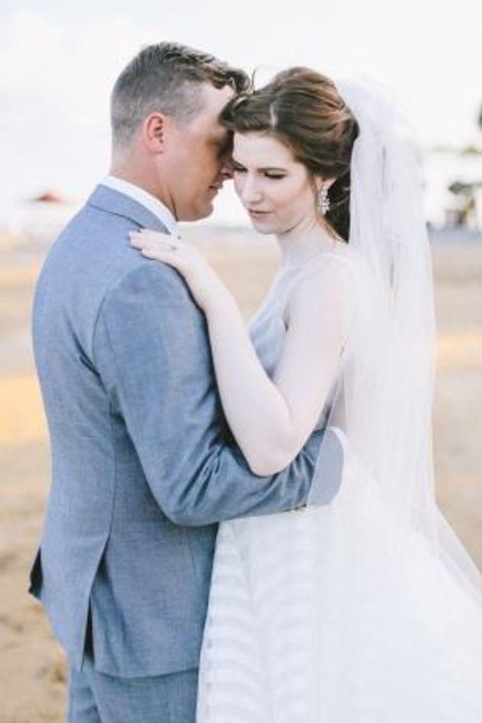 WEDDING ELIZABETH & tYLER by Fairmont Sanur Beach Bali - 022