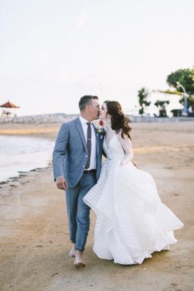 WEDDING ELIZABETH & tYLER by Fairmont Sanur Beach Bali - 025