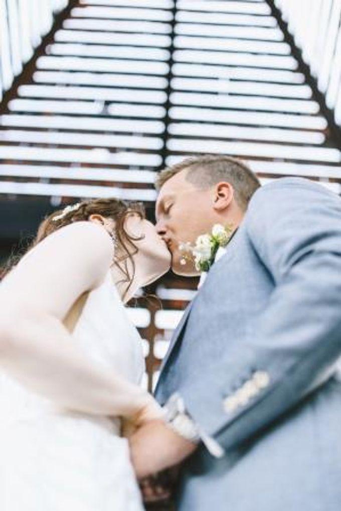 WEDDING ELIZABETH & tYLER by Fairmont Sanur Beach Bali - 026