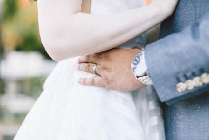 WEDDING ELIZABETH & tYLER by Fairmont Sanur Beach Bali - 027