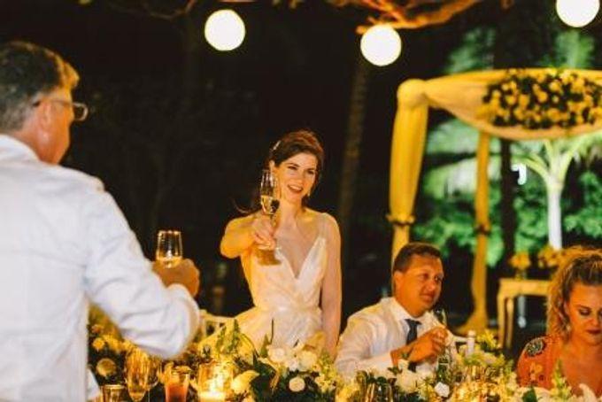 WEDDING ELIZABETH & tYLER by Fairmont Sanur Beach Bali - 033