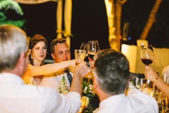 WEDDING ELIZABETH & tYLER by Fairmont Sanur Beach Bali - 036