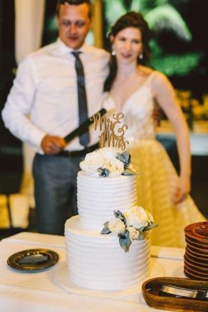 WEDDING ELIZABETH & tYLER by Fairmont Sanur Beach Bali - 037