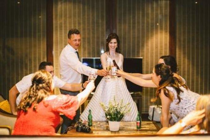 WEDDING ELIZABETH & tYLER by Fairmont Sanur Beach Bali - 041