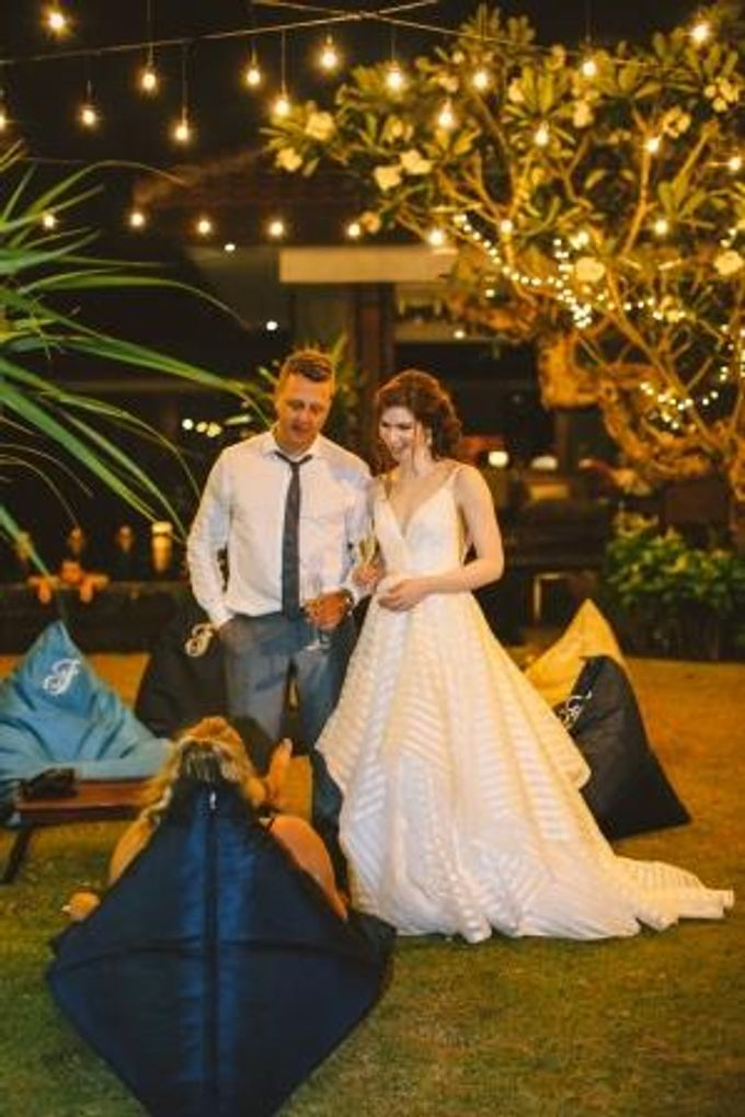 WEDDING ELIZABETH & tYLER by Fairmont Sanur Beach Bali - 042