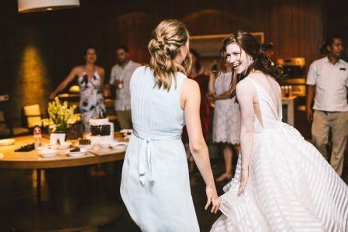 WEDDING ELIZABETH & tYLER by Fairmont Sanur Beach Bali - 045