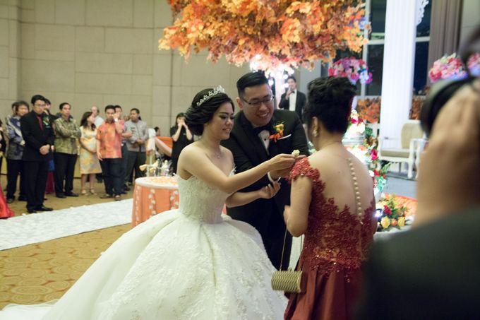 Wedding Andrianto & Melisa by Red Hat Organizer - 006