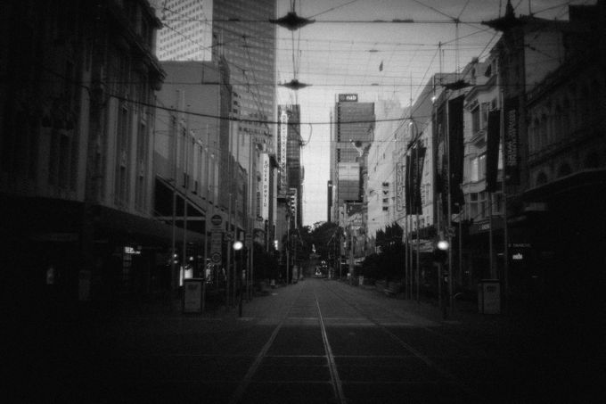 Engraving Memory Through The City of Melbourne by Kinema Studios - 001