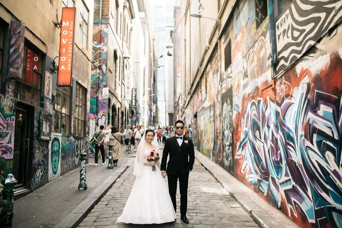 Engraving Memory Through The City of Melbourne by Kinema Studios - 037