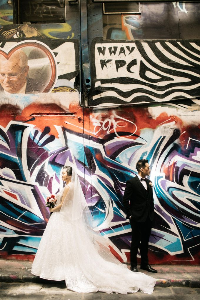 Engraving Memory Through The City of Melbourne by Kinema Studios - 038