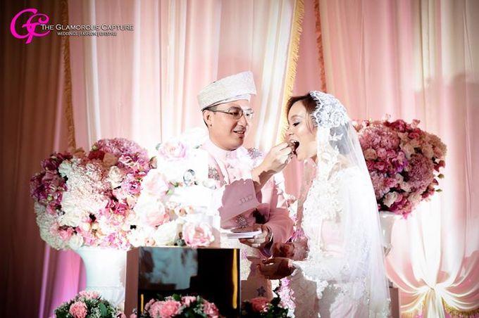 Wedding Reception of Rina & Faizal by The Glamorous Capture - 010