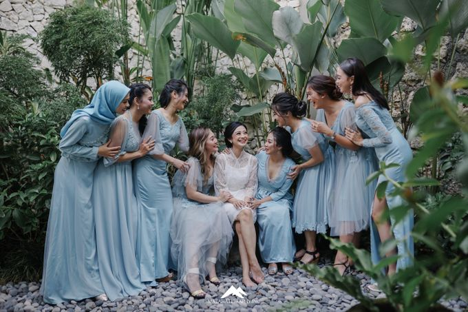Adit & Mega Wedding by KAMAYA BALI - 004