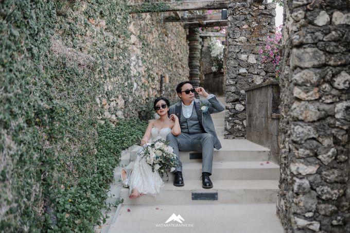 Adit & Mega Wedding by KAMAYA BALI - 002