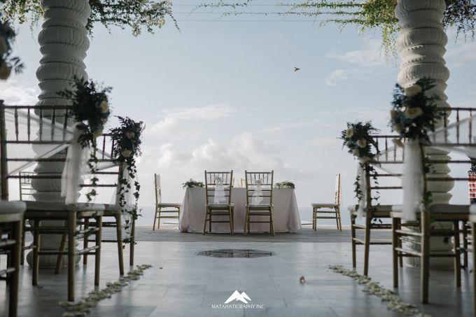 Adit & Mega Wedding by KAMAYA BALI - 020