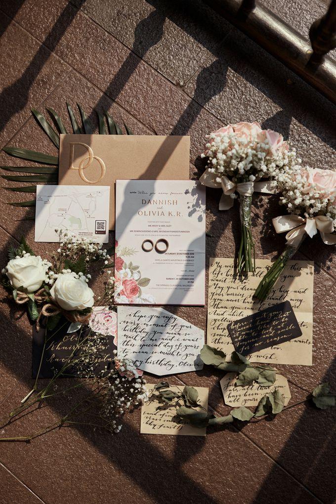 WEDDING OF DANNISH & OLIVIA by Pizzaro Sensation Design - 003
