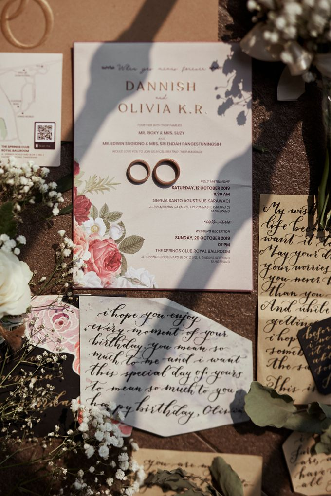 WEDDING OF DANNISH & OLIVIA by Pizzaro Sensation Design - 004