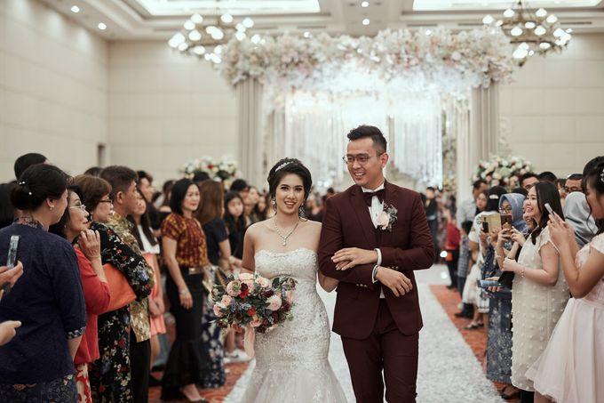 WEDDING OF DANNISH & OLIVIA by Pizzaro Sensation Design - 021