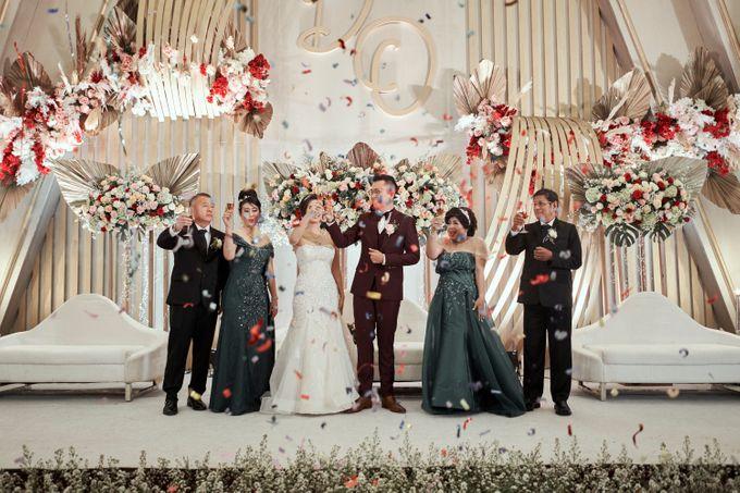 WEDDING OF DANNISH & OLIVIA by Pizzaro Sensation Design - 023