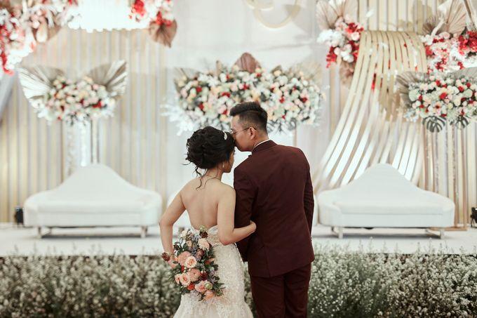 WEDDING OF DANNISH & OLIVIA by Pizzaro Sensation Design - 024