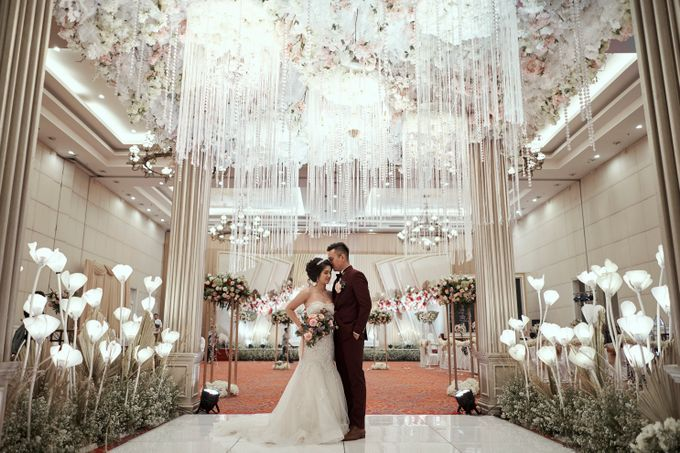 WEDDING OF DANNISH & OLIVIA by Pizzaro Sensation Design - 025