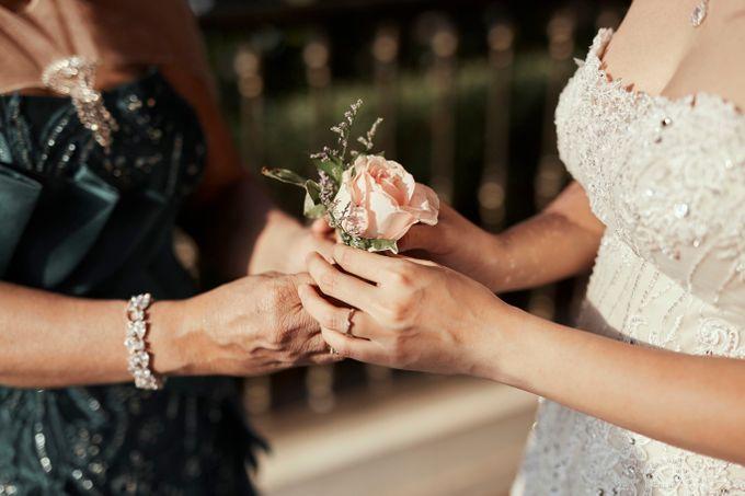 WEDDING OF DANNISH & OLIVIA by Pizzaro Sensation Design - 005