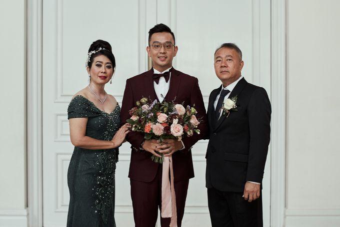 WEDDING OF DANNISH & OLIVIA by Pizzaro Sensation Design - 015