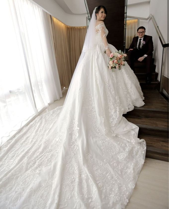 Wedding Day Of Ferryandi & Griticia by Edelweis Organizer - 004