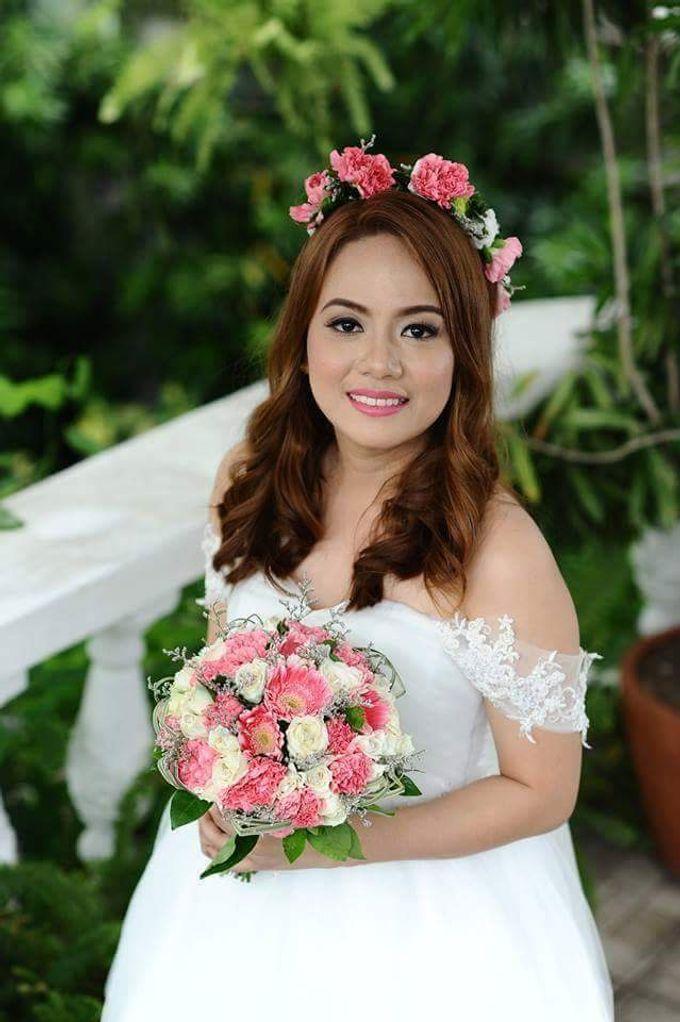 Wedding /Bridal MAKEOVER  by PROFESSIONAL HD MAKEUP BY BENJBASTE (BenyoumakeoverArtistry) - 006