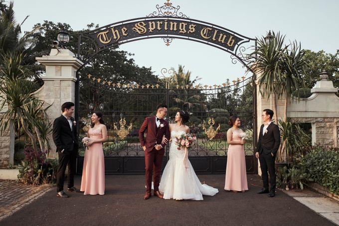 WEDDING OF DANNISH & OLIVIA by Pizzaro Sensation Design - 018