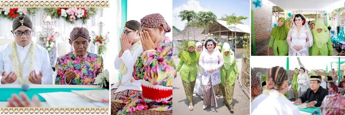 Wedding Dessy & Anggit by MOMENTO Photography - 003