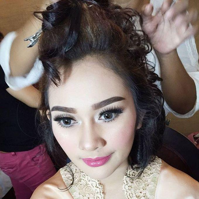 Wedding Makeup Hairdo and Family Makeup Hairdo by Ira Makeup Artist - 031
